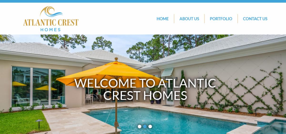 Atlantic Crest Homes