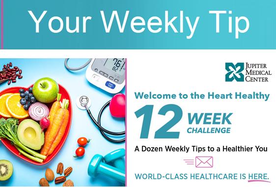 Heart Healthy 12 Week Challenge
